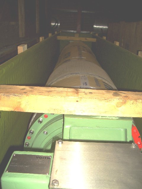 Suction Couch Roll Voith Varaoke International Oy