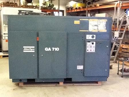 atlas copco ga 710 compressor varaoke international oy rh varaoke eu