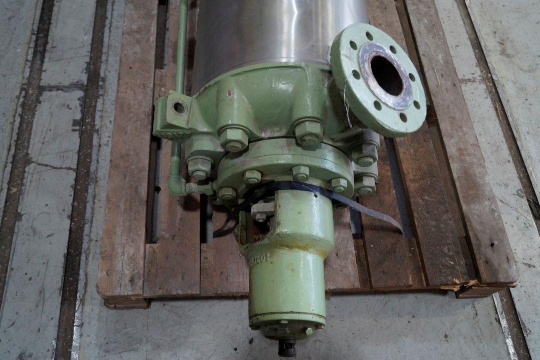 Ahlström high pressure pump 9L FG – 8 : Varaoke International Oy