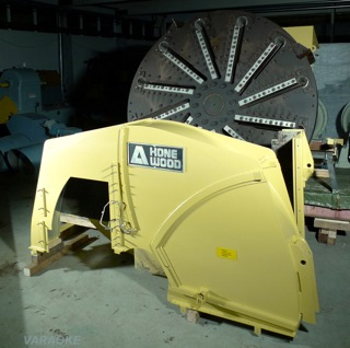 CHIPPER ANDRITZ HQ 700 / KONE WOOD, 220 m3 sub /h, disc ...