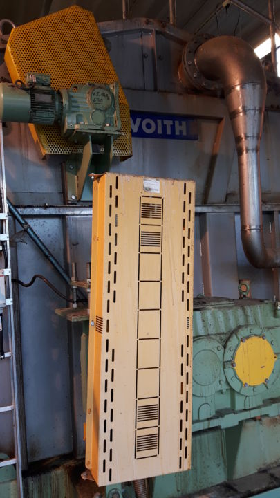 Voith Disk Filter Df 370x12 14 Bagless Year 2006 240