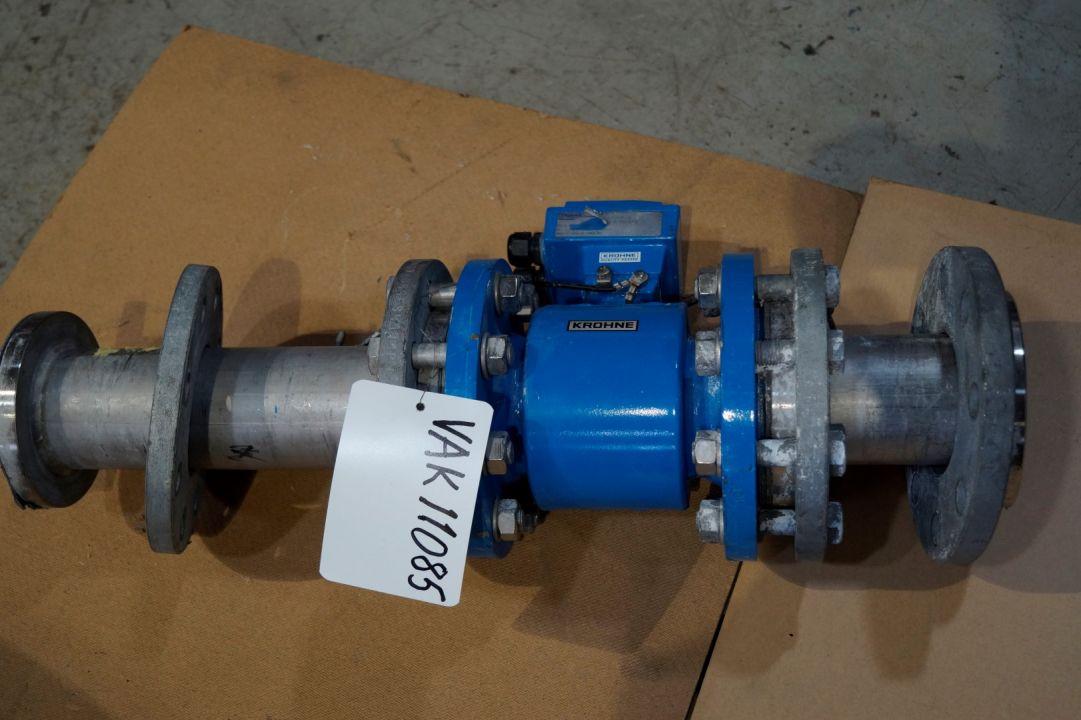 Krohne flow meter DN80 : Varaoke International Oy