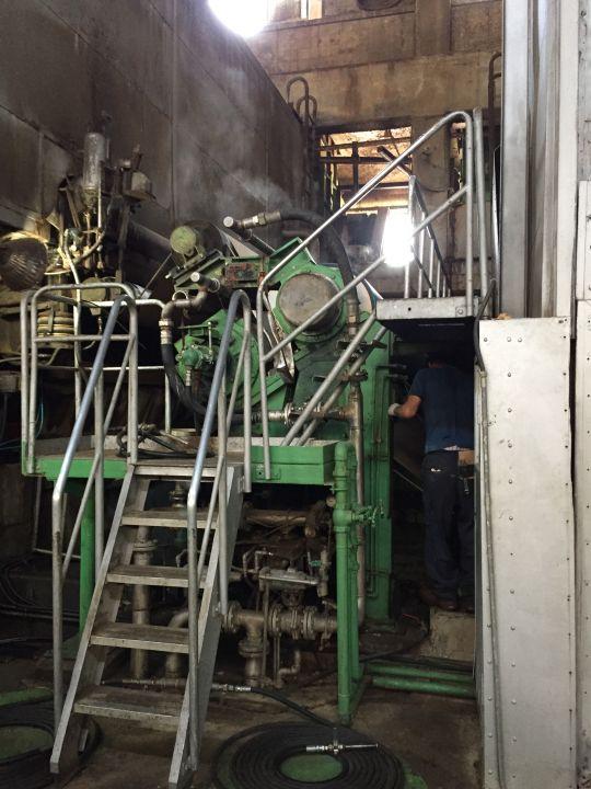 Paper Machine 5300 Mm Kraft Liner Paper Printing
