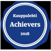 Kauppalehti Achievers 2018