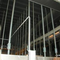 Hanging rods
