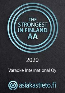 strongest-2018